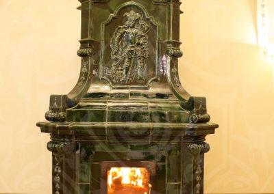 Replika barokních kamen