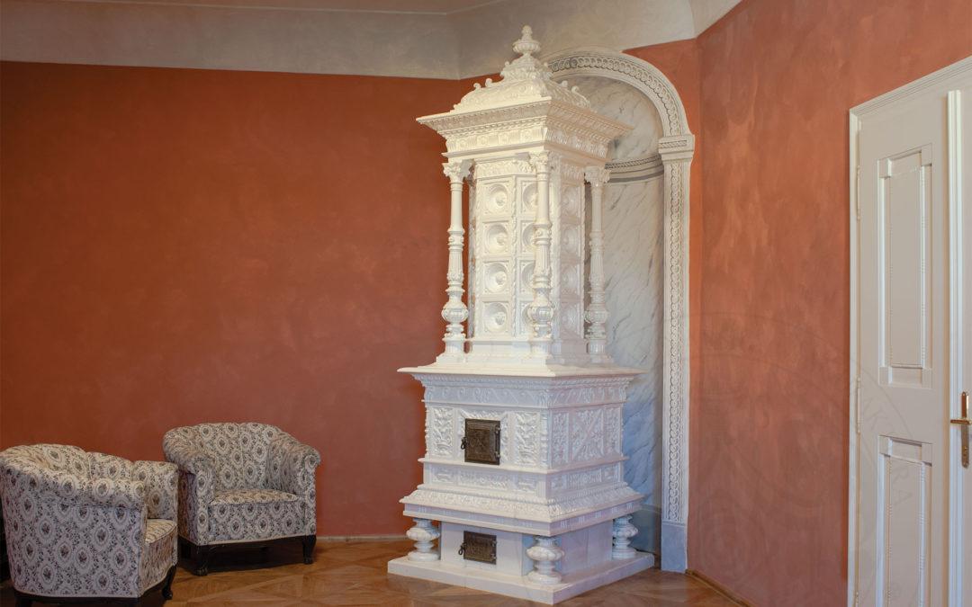 Renovace historických kamen
